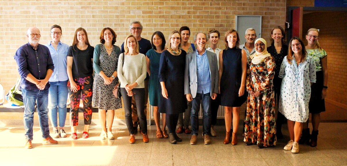 First meeting of the RefugeesWellSchool European Stakeholders Committee