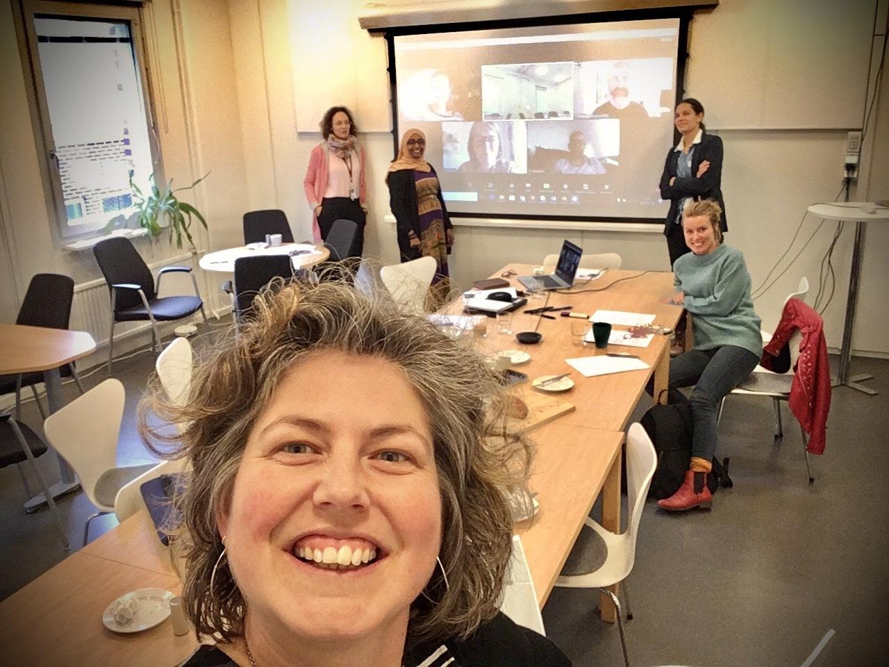RWS stakeholders meeting in Sweden
